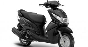 2013 Yamaha 125cc Scooters India
