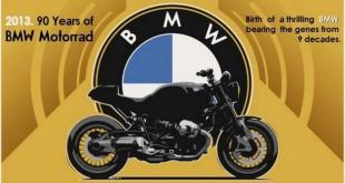 2013 BMW 90 YRS