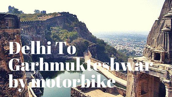 Garhmukteshwar India  city photos : Delhi To Garhmukteshwar: 110km Motorbike Ride