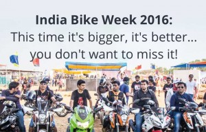 India Bike Week 2016: This time it's bigger, it's better ...