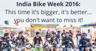 India Bike Week 2016: Motorcyclists attending last year's event