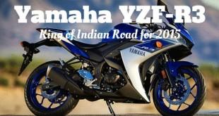 Yamaha YZF-R3 Superbike