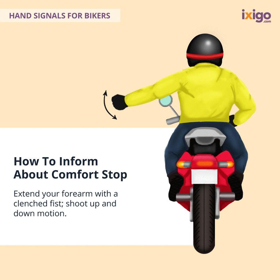14. Comfort Stop