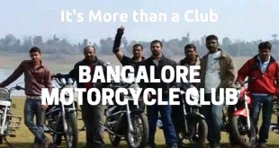 Bangalore Motorcycle Club - more than a club
