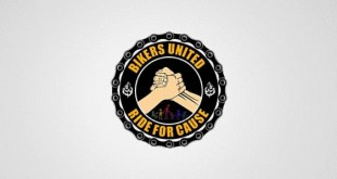 Bikers United Ride for Cause Logo
