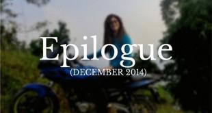 All the Gear - Epilogue (December 2014)