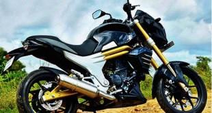Mahindra Mojo Tourer Motorcycle