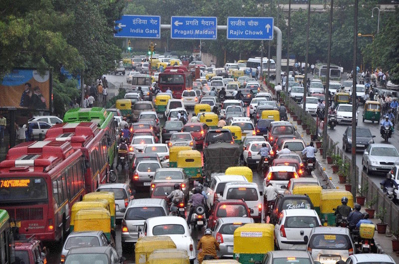 """Blessing in disguise, the """"Odd Even"""" policy of New Delhi"""