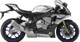 YZF R1 Black Superbike