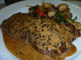 Steak Au Poivre photo