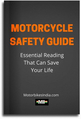 Motorcycle Safety Guide Cover