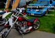 Stunning Motorcycles at a Car Super Swap