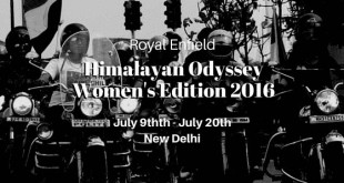 Himalayan Odyssey Women's Edition 2016