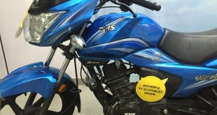 TVS Victor 2016 Review