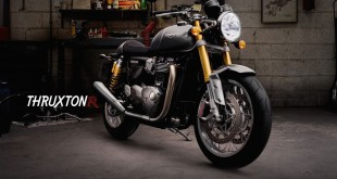 Triumph Thruxton R 2016 Launch