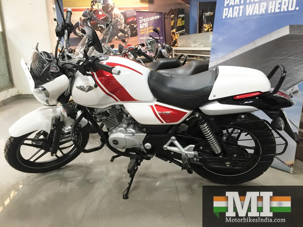 Bajaj V15 Review