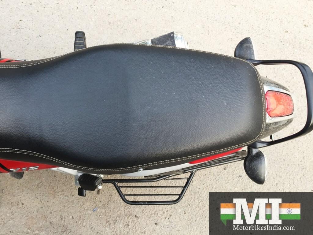 Bajaj V15 Seat