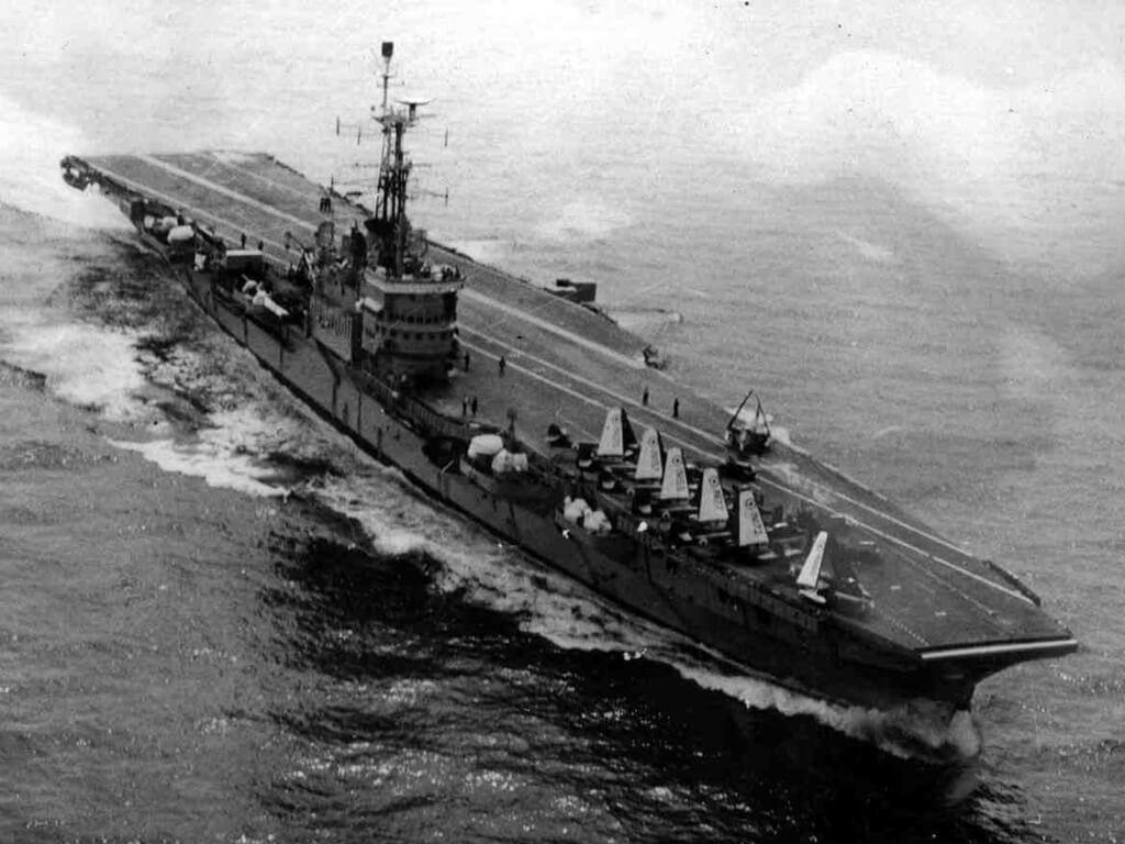 INS Vikrant Carrier