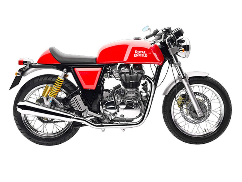 Royal Enfield Continental GT is the fastest of all REs