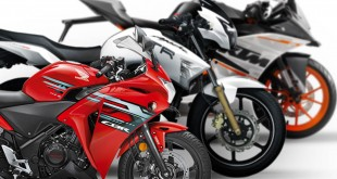 Top Ten Most Beautiful Motorbikes India