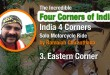 Four Corners of India — East