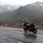 Snow Mounts of Ladakh region