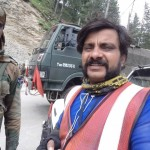 With Indian Army Jawan