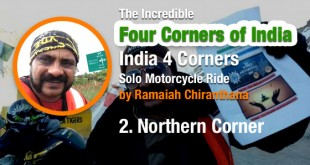 Four Corners of India - Part 2 North