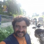 At the Nepal Border