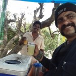 Andhra Lime Juice on the Highway