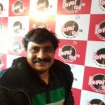 At FM 104 Radio Station