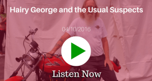 Hairy George and the Usual Suspects - 04/10/2016