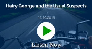 Hairy George and the Usual Suspects - 11/10/2016