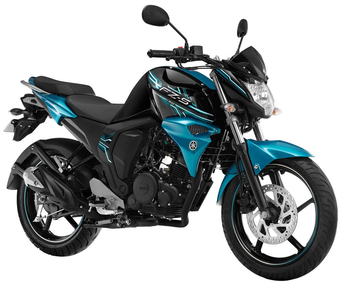 Top 10 best 150 cc motorcycles motorbikes india for Yamaha fz bike price