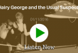 Hairy George And The Usual Suspects - 01/11/2016