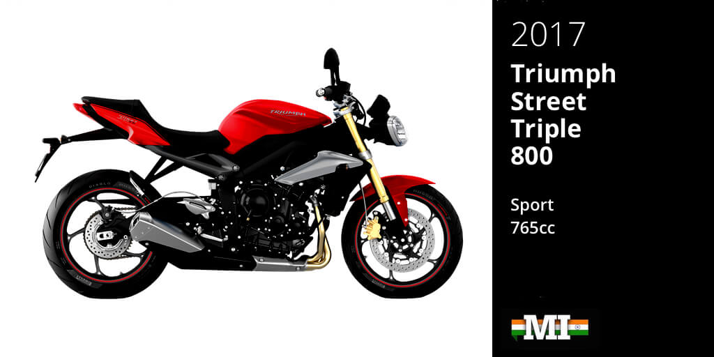 Triumph Street Triple 800