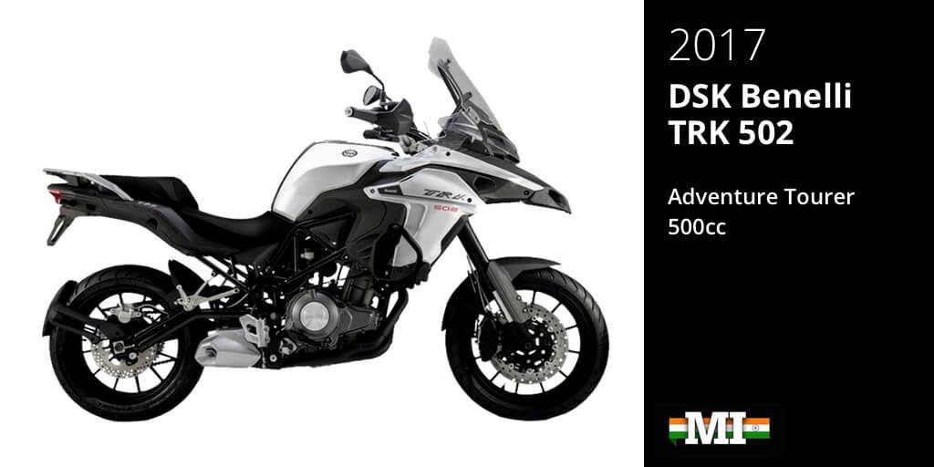 DSK Benelli TRK 502