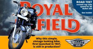 Royal Enfield Bullet 350 Review