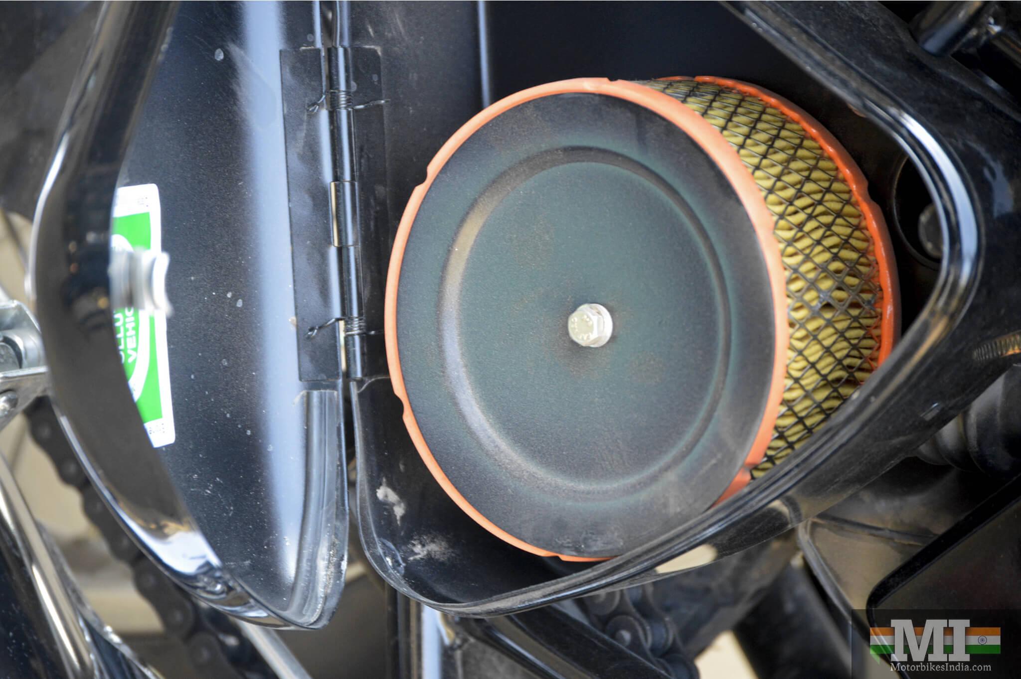 Bullet 350 Air filter