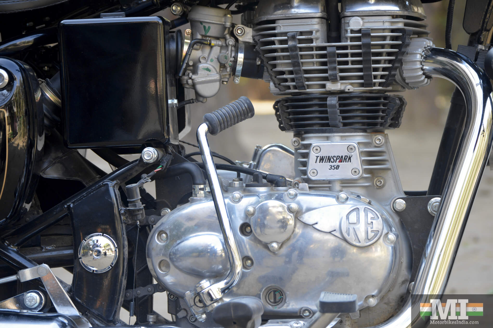 Royal Enfield Bullet 350 Engine