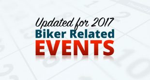Motorcycle events 2017 now available