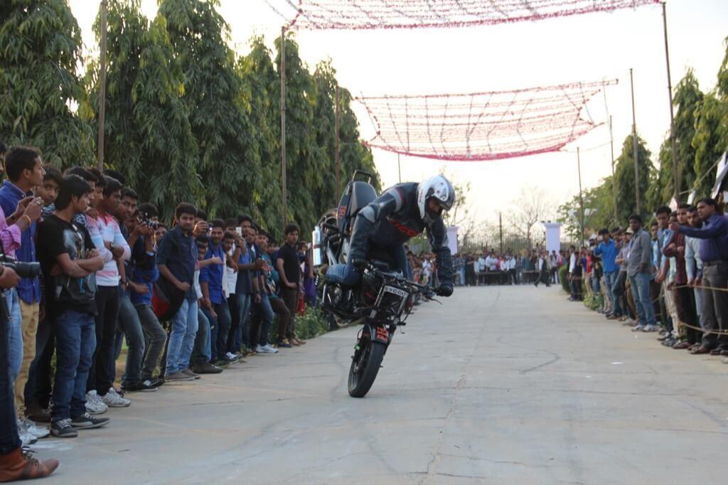 Atinderjeet Singh Rolling Stoppie