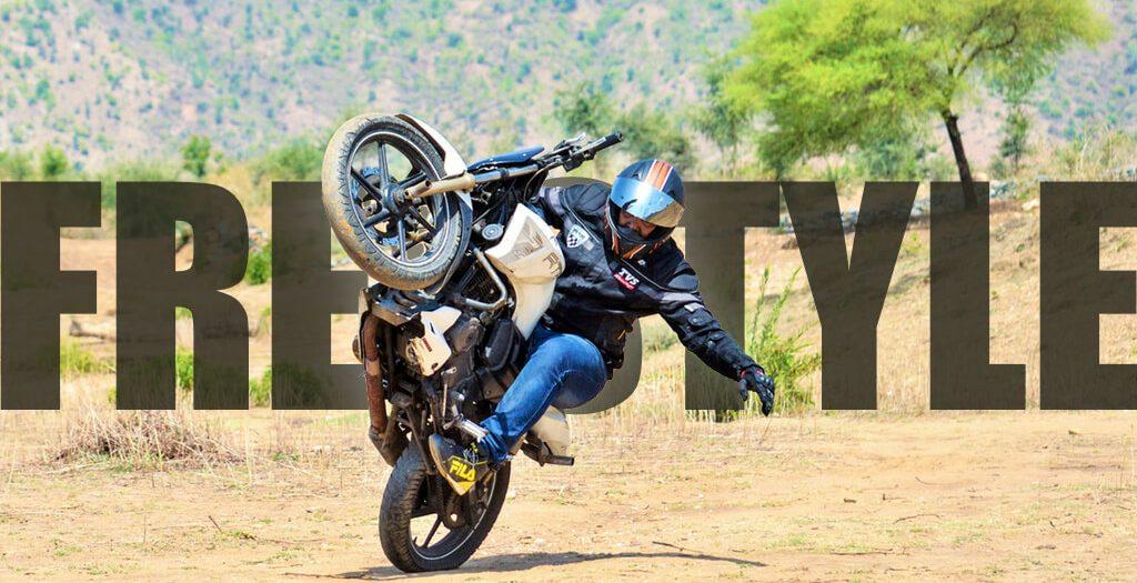 Freestyle Riding