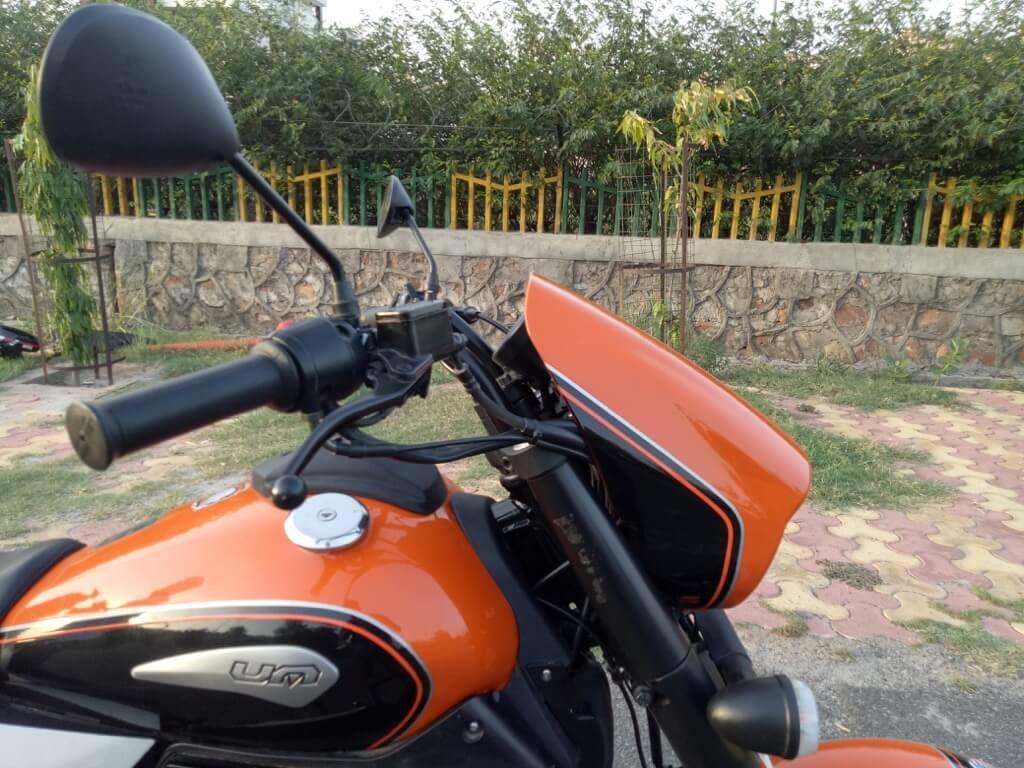 Orange coloured UM Renegade Sports S