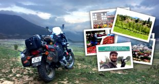 Anti-Depression Motorcycle Tour