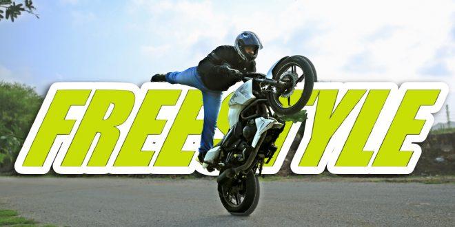 Sportbike Freestyle Riding Basics