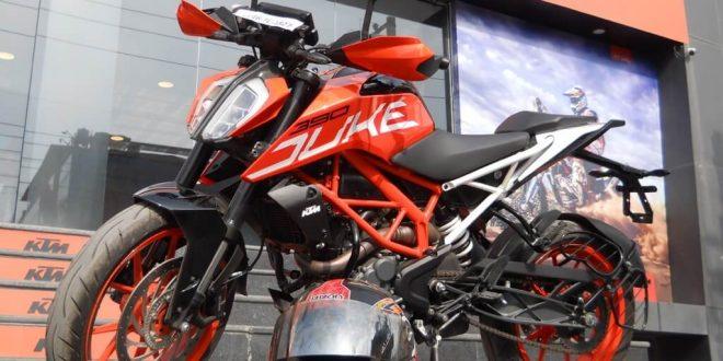 KTM Duke 390 Review