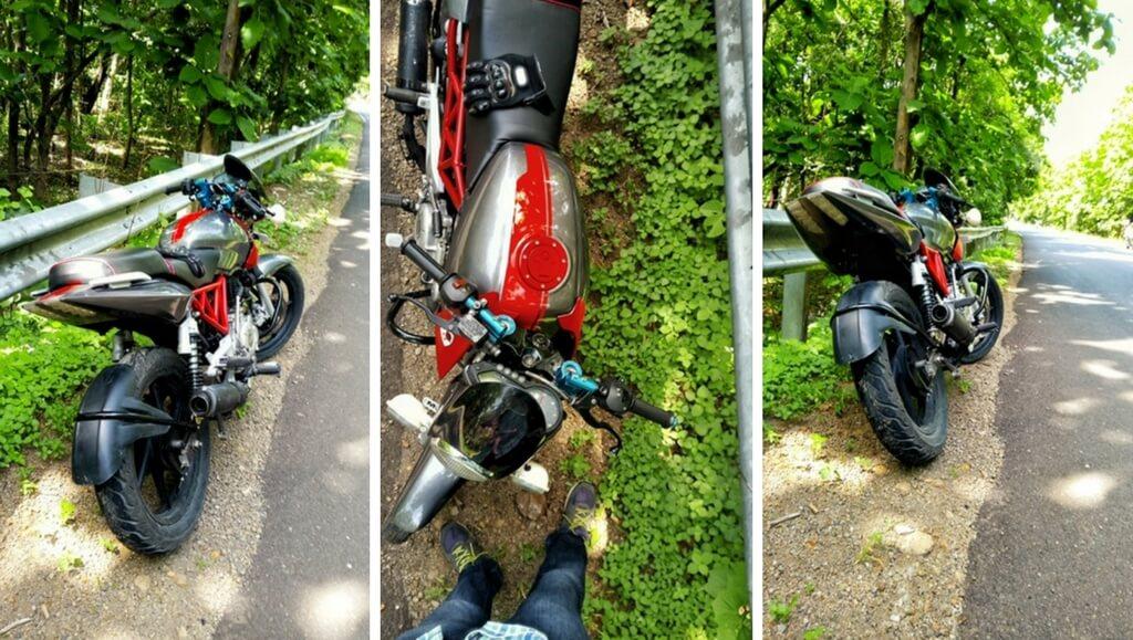 B3.1 motorcycle
