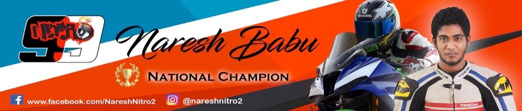 Naresh Babu National Champion