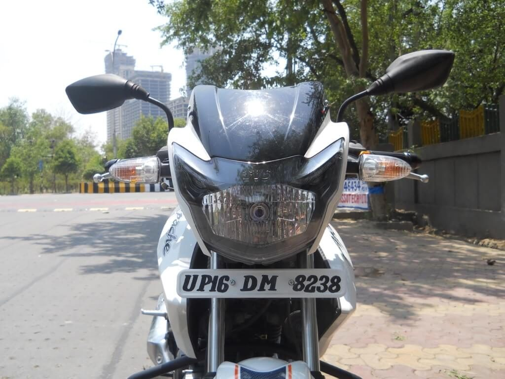 TVS Apache RTR 160 Head Lamp